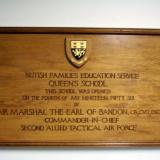 1956_Official_Opening_Of_Queens_School