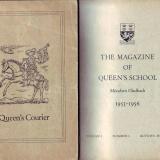 1956_Queens_School_Courier_No_1