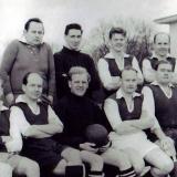 1958___Staff_Football_Team